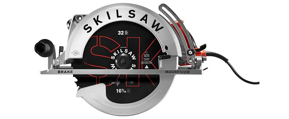 16-5/16 In. Magnesium Super SAWSQUATCH™ Worm Drive Saw SPT70V-11