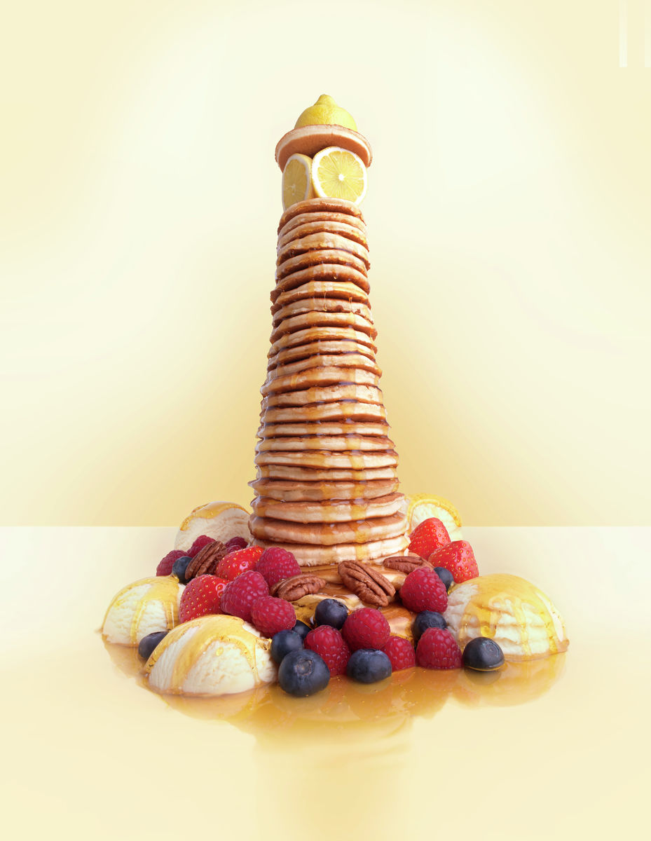 Pancake Lighthouse
