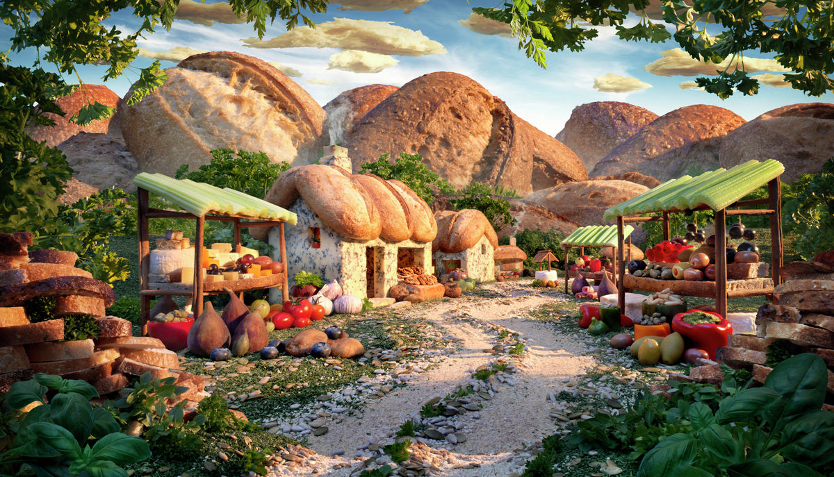 Bread Village