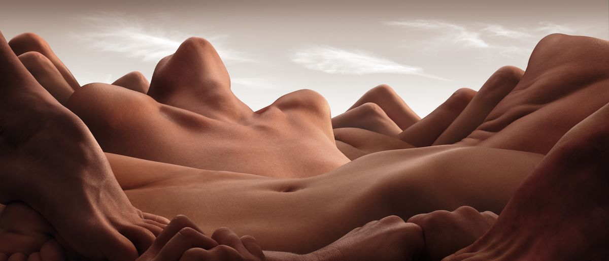 Valley of the Reclining Woman
