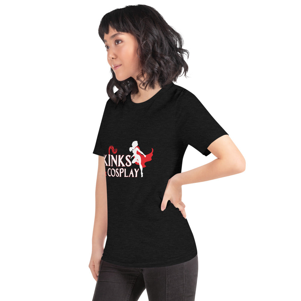 Kinks & Cosplay Unisex on Dark Colors