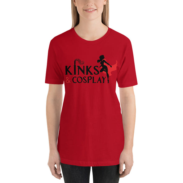 Kinks And Cosplay Short-Sleeve Unisex T-Shirt