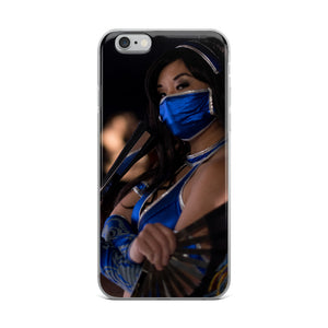 MK Kitana iPhone Case