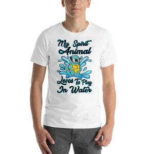 My Spirit Animal Loves to Play in Water - Unisex Version