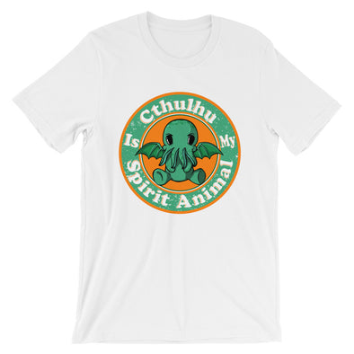 Cthulhu is my Spirit Animal - Unisex T-shirt