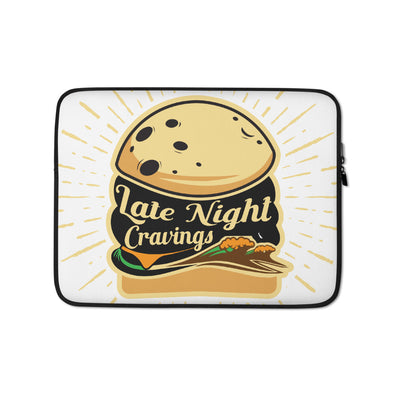 Late Night Cravings - Laptop Sleeve