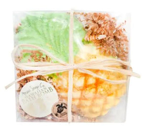 Pineapple Bath Bomb Gift Box