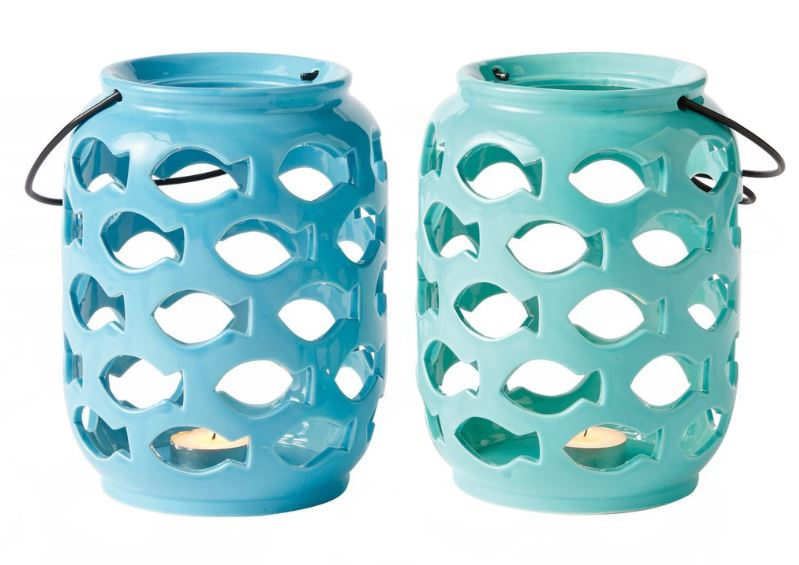 Beachy Keen Lanterns