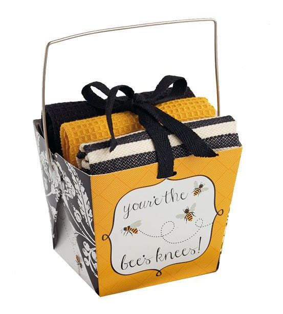 Bees Knees Takeout Gift Box