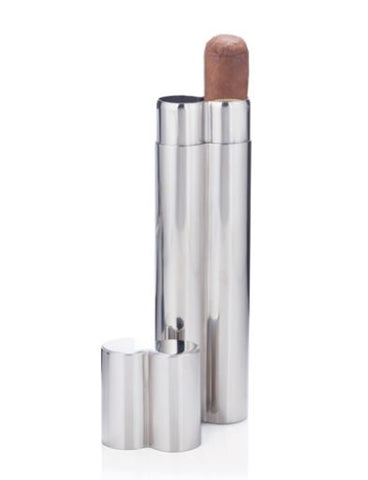 Harrison Stainless Steel Cigar Holder