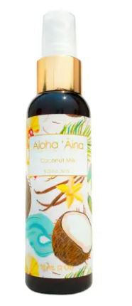 Hawaiian Aromatherapy Coconut Milk Body Mist