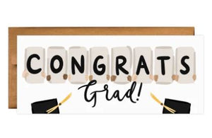 Congrats Signs Greeting Card