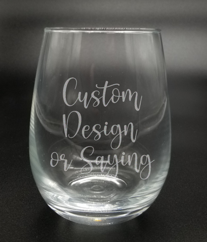 Custom - Etched Glass
