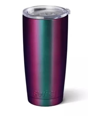 20oz Mermaid Shimmer Stainless Steel Tumbler