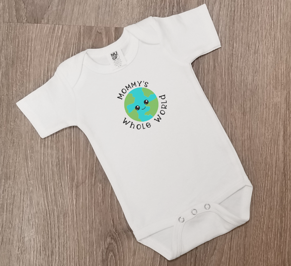 Mommy's Whole World - One Piece Jumper
