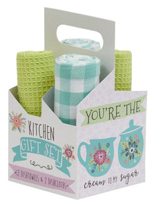 Tea Party Kitchen Gift Set