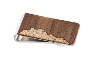 Waves Money Clip