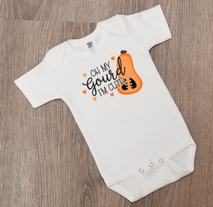 Oh My Gourd I'm Cute (Script) - One Piece Jumper