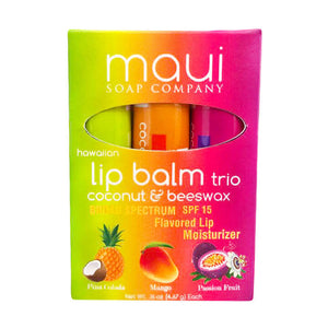 Hawaiian Lip Balm 3 Pack