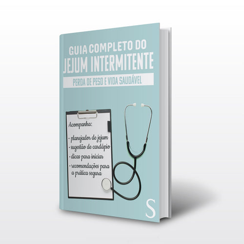 Ebook Jejum Intermitente - Guia Completo - Sprice