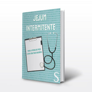 Ebook Jejum Intermitente - Guia Rápido - Sprice