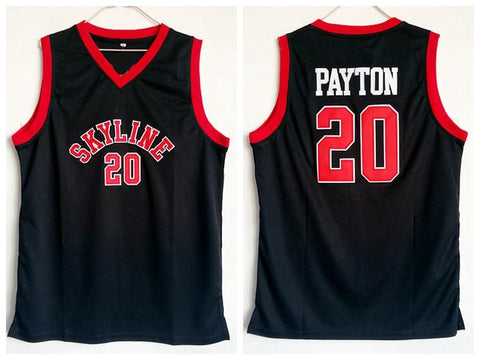 Gary Payton Skyline High School Jersey