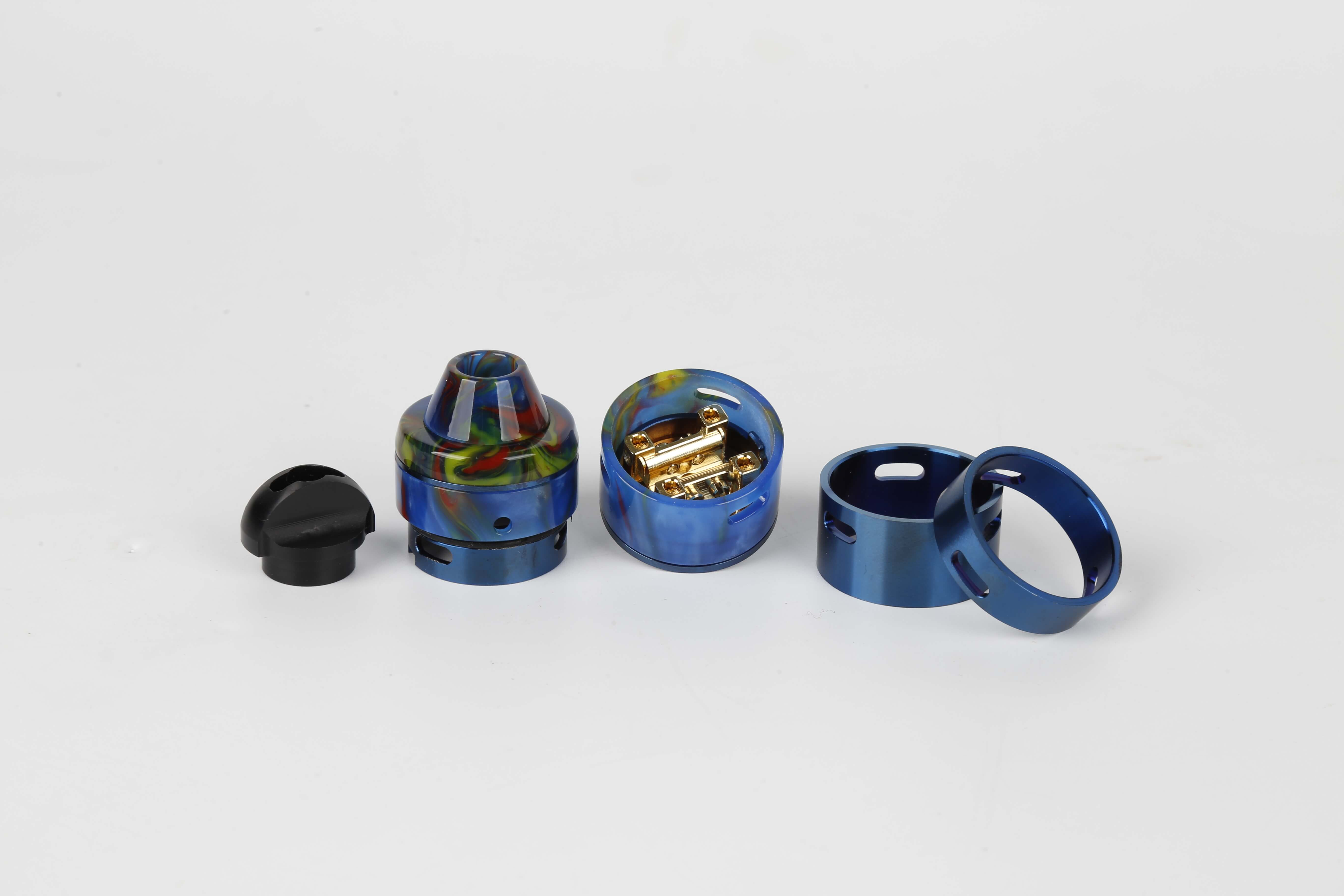 FLAVOR PUZZLE KIT 2+1 RDA USE MESH & COILS