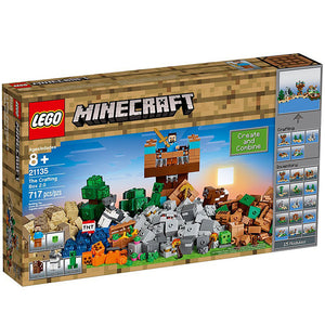 LEGO Minecraft The Crafting Box 2.0