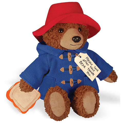 Big Screen Paddington Bear - 12 Inch