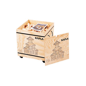 KAPLA 1000 Piece Wooden Building Block Set