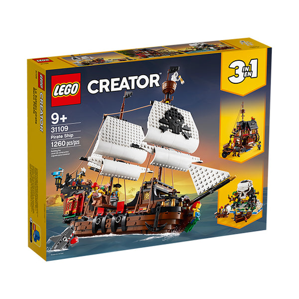 LEGO Creator Pirate Ship - 31109