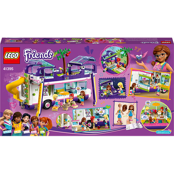 LEGO Friends Friendship Bus Box