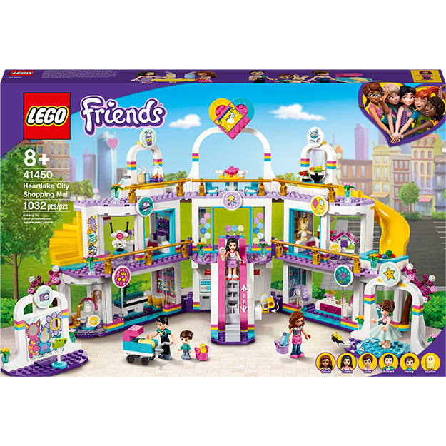 LEGO Friends Heartlake City Shopping Mall - 41450