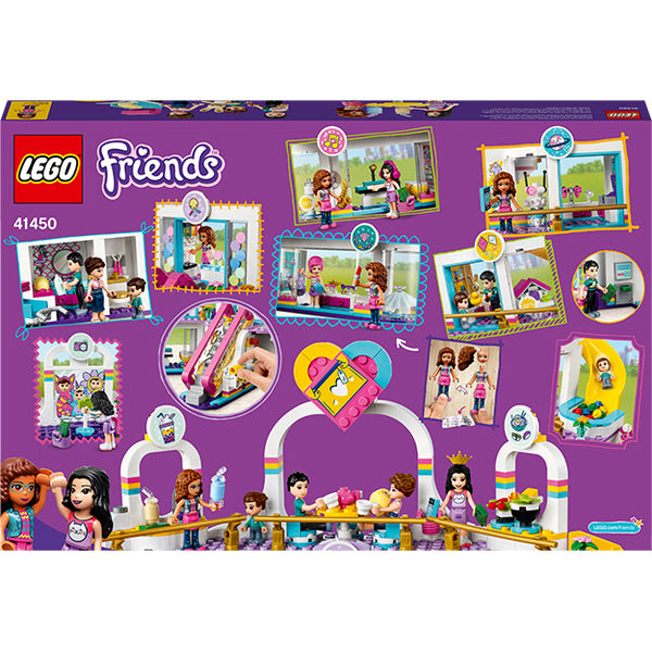 LEGO Friends Heartlake City Shopping Mall Box