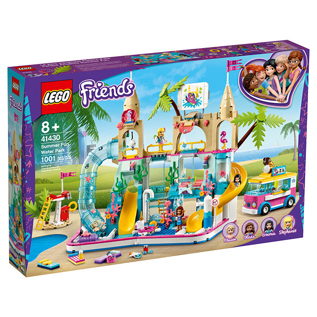LEGO Friends Summer Fun Water Park - 41430