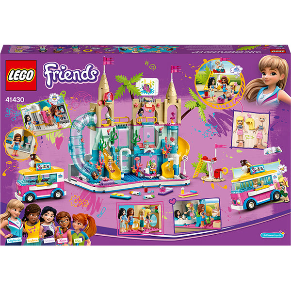 LEGO Friends Summer Fun Water Park Box