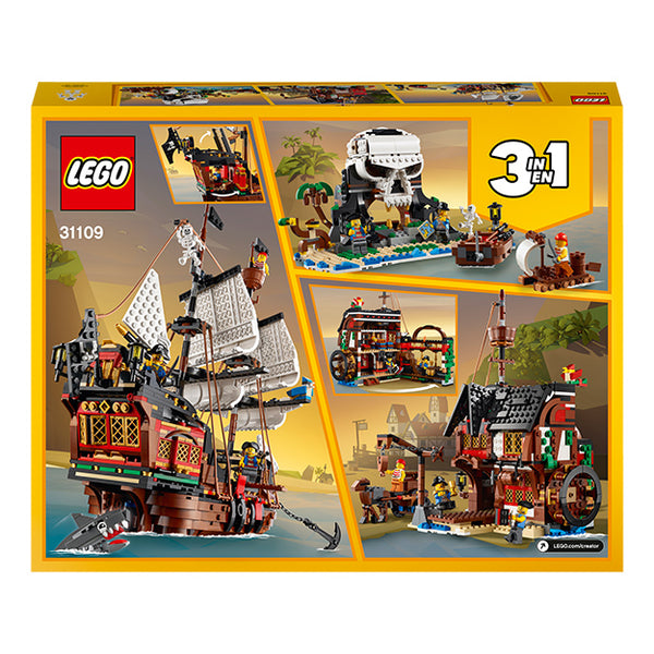 LEGO Creator Pirate Ship Box