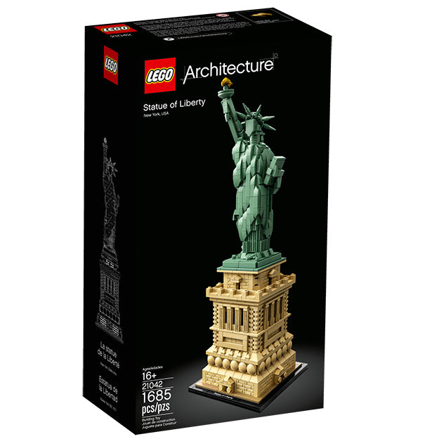 LEGO Statue of LIberty - 21042