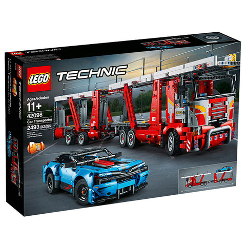 LEGO Technic Car Transporter - 42098
