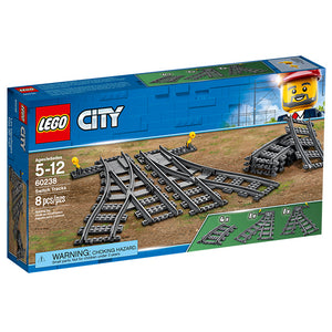 LEGO Train Switch Tracks - 60238