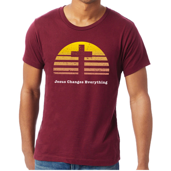 Jesus Changes Everything - Go-To T-Shirt