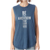 Be Still - Sleeveless T-shirt