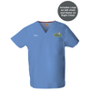 Dickies Medical Unisex V-Neck Top