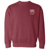 Garment-Dyed Sweatshirt - Colorado Shield