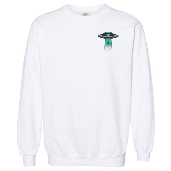 Garment-Dyed Sweatshirt - UFO