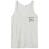 Grace Upon Grace - Slinky-Jersey Tank Top