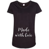 Made With - Ladies' Maternity Fine Jersey T-Shirt