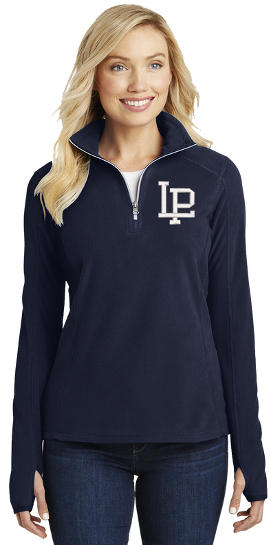 Ladies LP 1/4 Zip