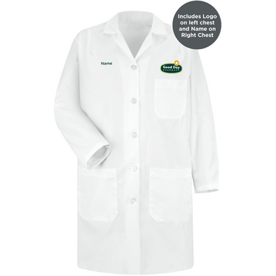 Red Kap - Women's Lab Coat