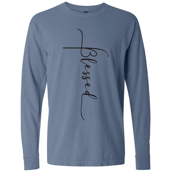 Blessed - Long-Sleeve T-Shirt